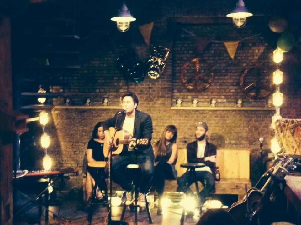 Big Rivers 'Singer-Songwriter Night'